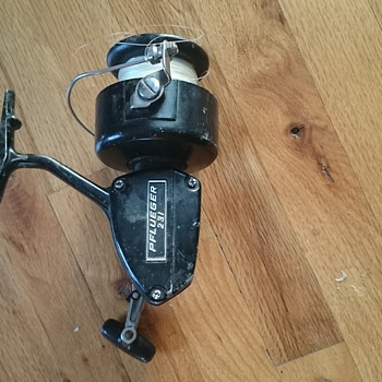 Pflueger 231 spinning reel (Any info?)