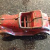 Kilgore Cast Iron Toy Car 728-1