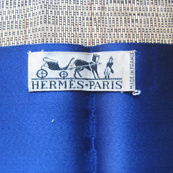Vintage HERMES-Paris.....scarf? - Womens Clothing