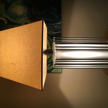 Mid century modern Art Deco style lamp - Lamps