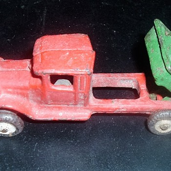 Toys unidentified - Model Cars