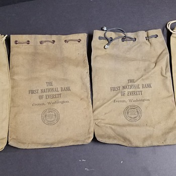 Bank Deposit Bags - Bags