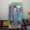 pee wee herman doll with box