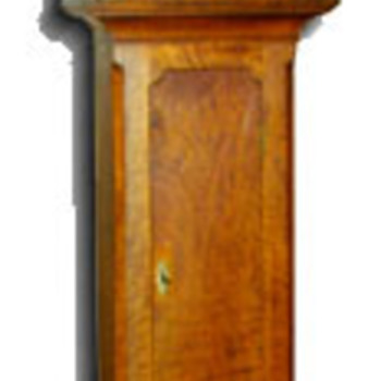 Old Pennsylvania family clock - Clocks