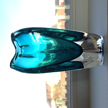 Possible Whitefriars vase?  - Art Glass