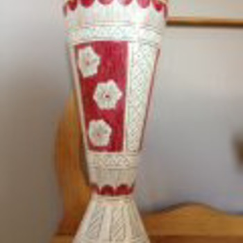 Family Vase - Pottery
