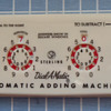Sterling Products 50s Era Adding Machine...