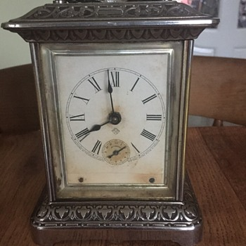 Ansonia Carriage Clock - Clocks