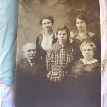 Another Odd Sized Photo From Same Family Posted Earlier.