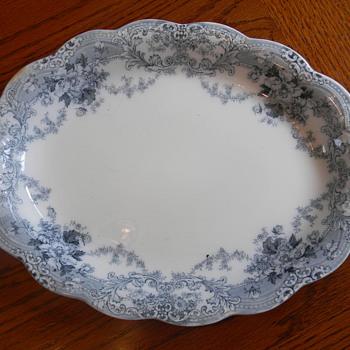 Johnson Bros England Venetian Serving Plate