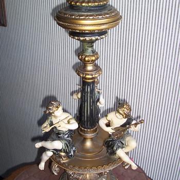 MUSICIAN LAMP - Lamps
