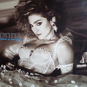 "Madonna ""Like a Virgin"" - Records"