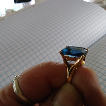 Striking Tanzanite Ring - Fine Jewelry