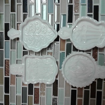 Indiana Milk Glass - Glassware