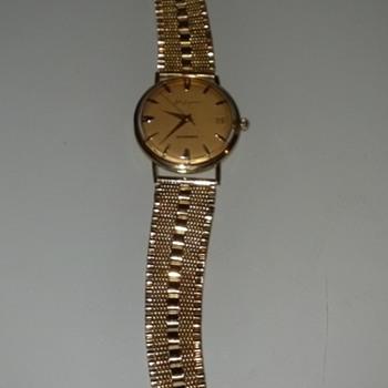 Jules Jurgensen 18k Gold Vintage Watch