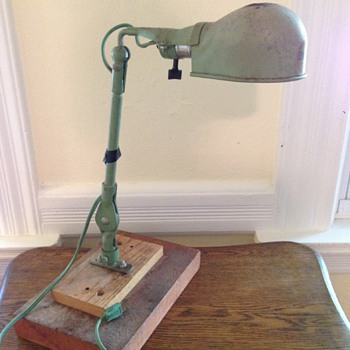 DeWalt-Leviton-Fostoria work lamp ? - Lamps