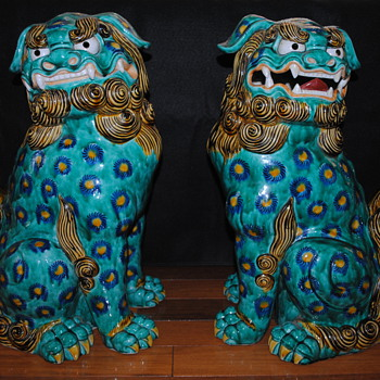 Foo Dogs - Asian
