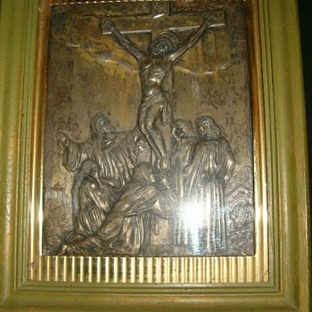 Antique Religious Art - Fine Art