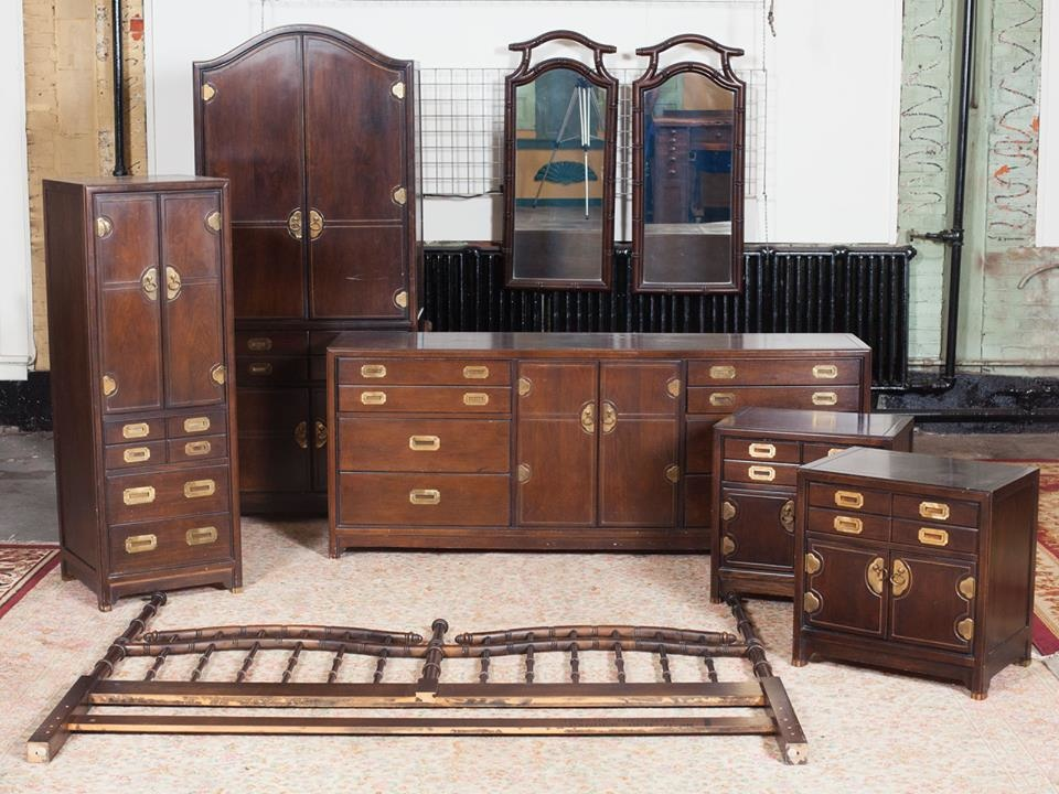 Hickory Manufacturing Company Bedroom history? | Collectors Weekly