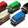 70's Tonka vans collection