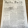 """AVILA BELL"" school newspaper as promised"