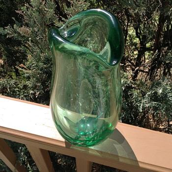 Art glass vase - Art Glass
