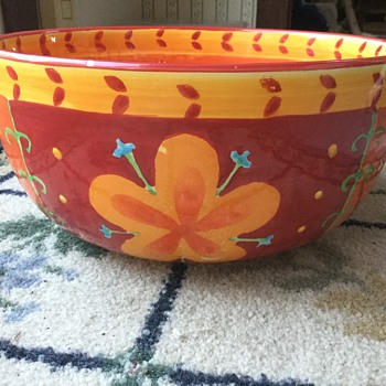 Colorful bowl - Kitchen