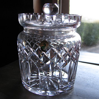 Waterford Biscuit Barrel