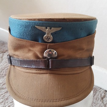 NAZI SA Cap for Gruppe Hochland 1933 - Military and Wartime