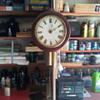Ye old old clock