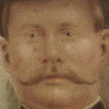 Soldier Chalk Portrait - Fine Art