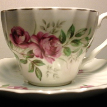 Johnson Brothers Cup and Saucer