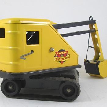 Marx Lumar Front Shovel - Toys
