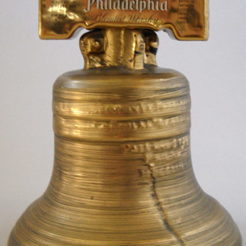 1976 Liberty Bell Decanter - Bottles