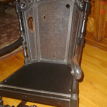 old chair - Furniture