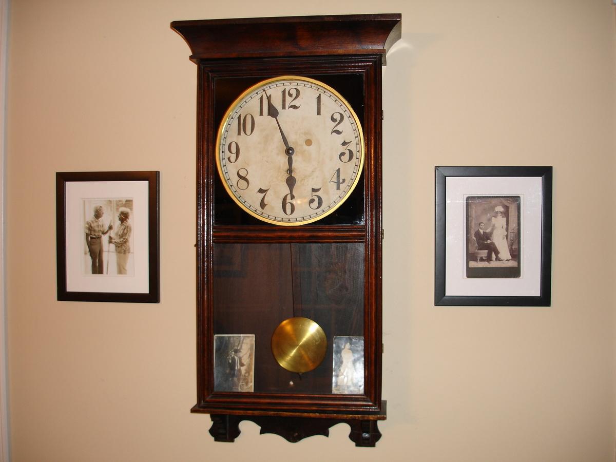 1920 ish gilbert store regulator coca cola clock collectors weekly amipublicfo Choice Image