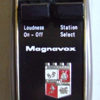vintage Magnavox Phantom tv remote - Radios