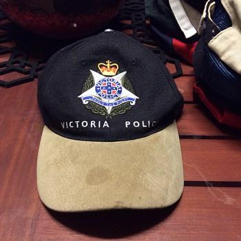 Victoria Police baseball cap