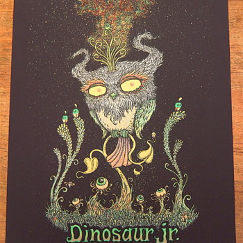Dinosaur Jr by Marq Spusta
