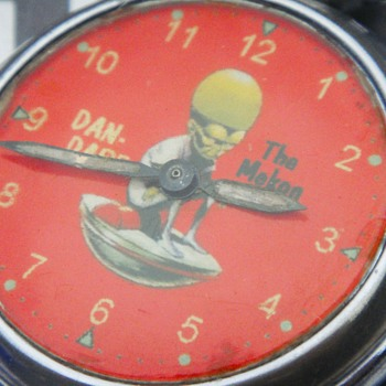"""The Mekon"" Pocket Watch - Pocket Watches"