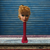 A Giant Barbie Pez