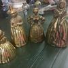 Brass bell ladies