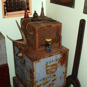Another corner of my house - the real men exhibit - Tools and Hardware