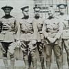 WWI U.S.M.C.  Marine Corps Officer grouping RPPC @1918