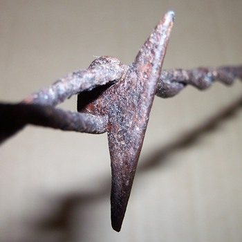 More Antique Barbed Wire - Tools and Hardware