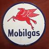 Mobilgas Circular Sign