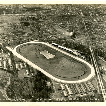 Saratoga Race Course...1935 - Photographs
