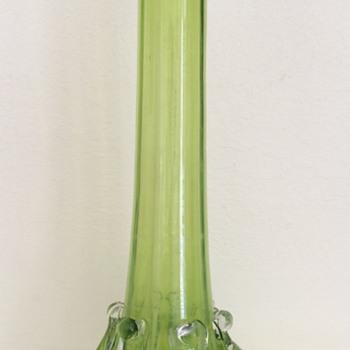 Little Czech bud vase