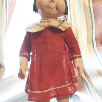 Vintage Vinyl Little Lulu Doll