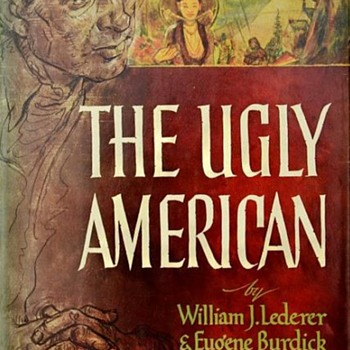 "1958 - ""The Ugly American"" **First Edition - Books"